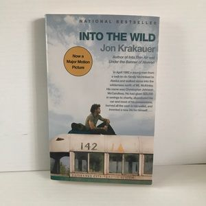 Other - Paperback Into The Wild